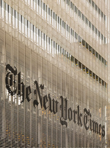 The New York Times Will Now Feature Branded Content